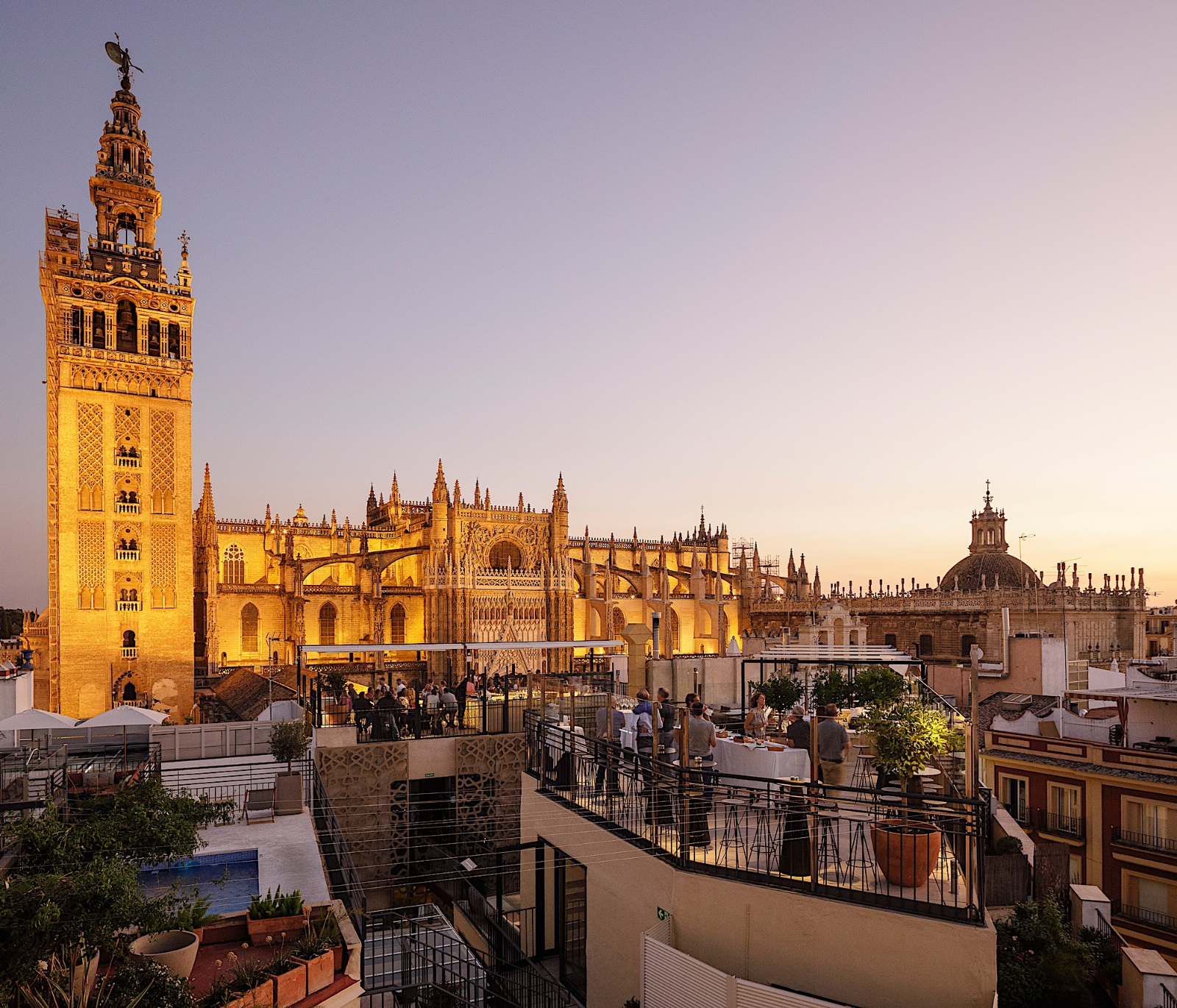 Restaurants 5 Star Hotels In Sevilla Luxury Hotels