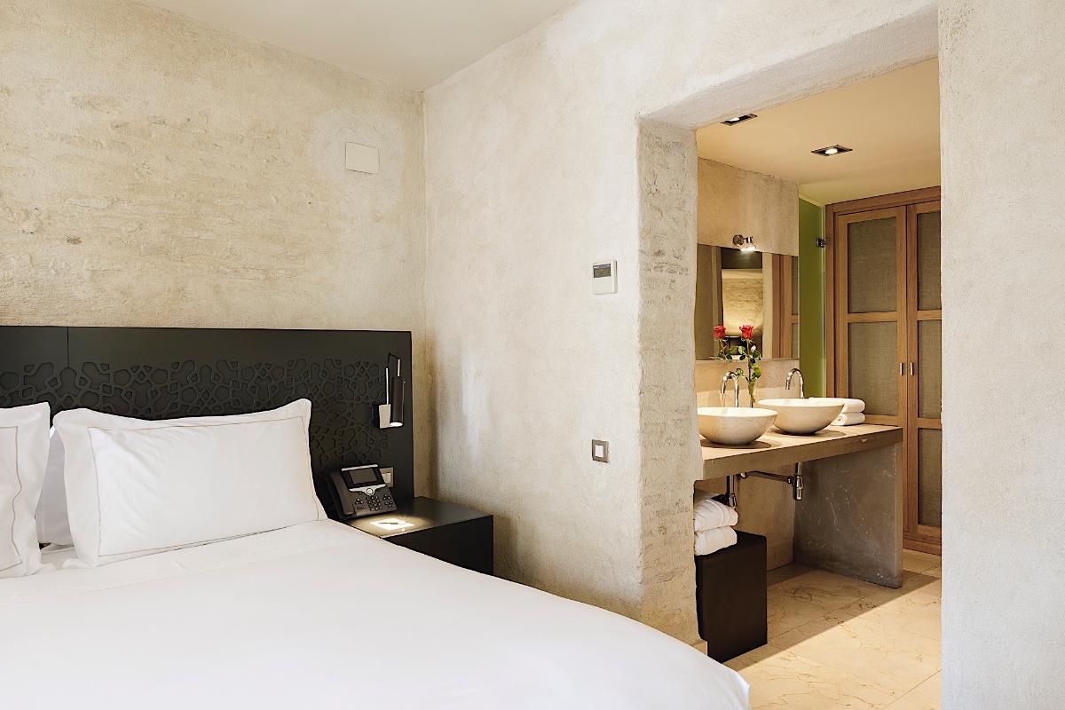 EME Catedral Mercer Hotel Junior Suite Vue