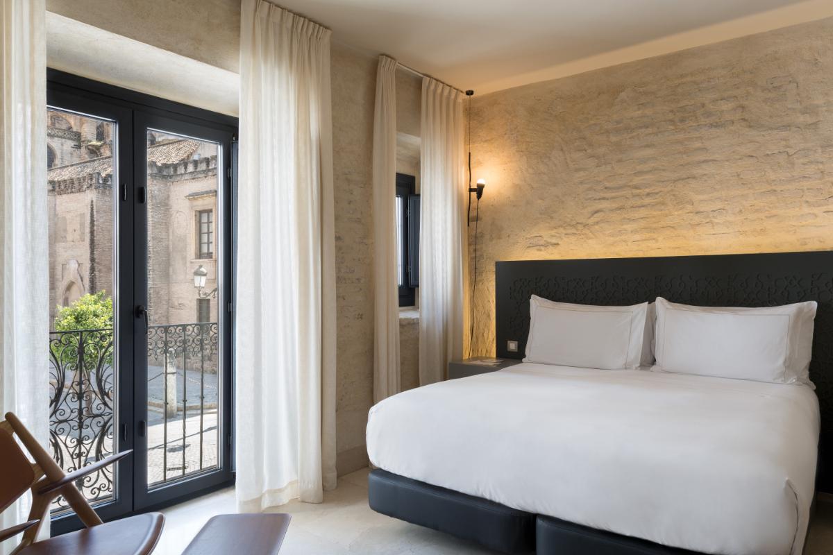 EME Catedral Mercer Hotel Suite Vue