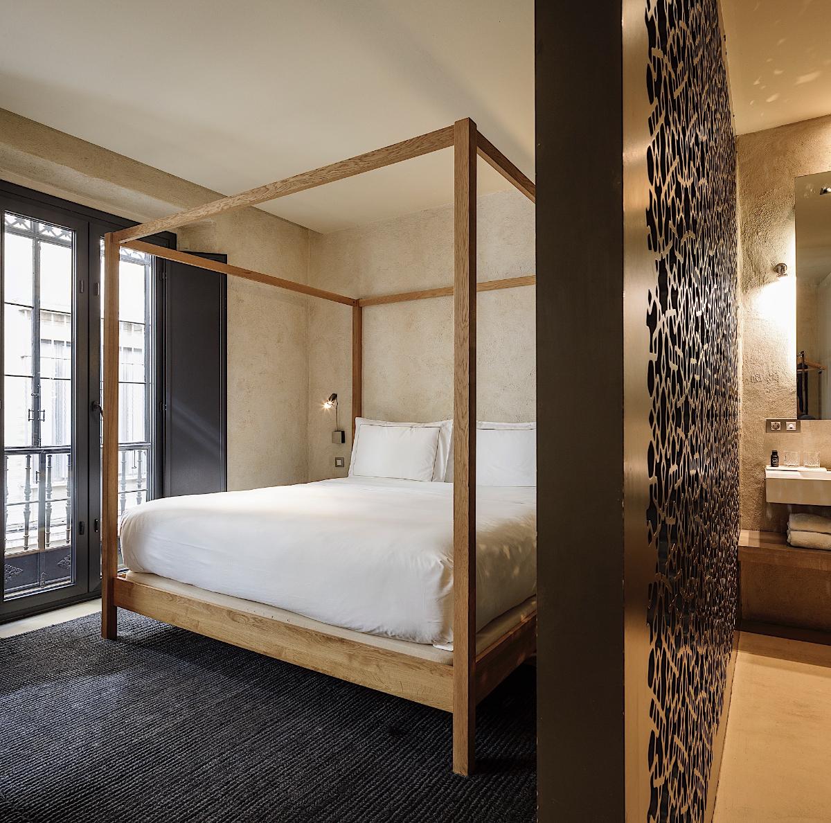EME Catedral Mercer Hotel Habitación Gran Deluxe