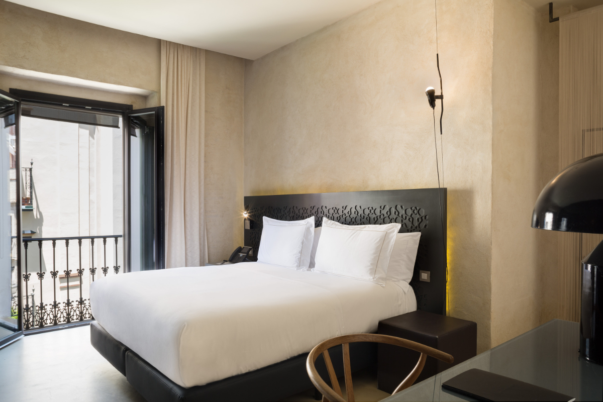 EME Catedral Mercer Hotel Chambre Deluxe