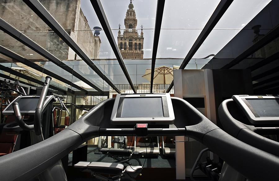 Gym chez EME Catedral Mercer