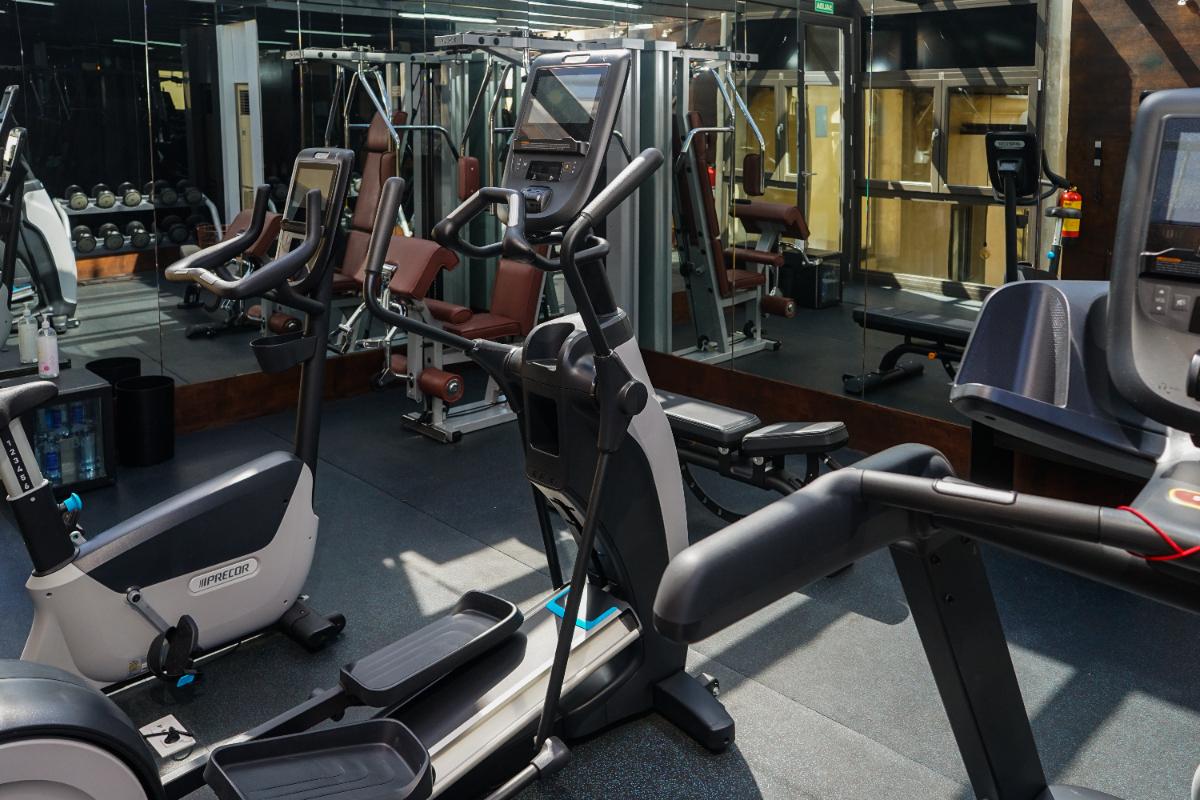 Gym EME Catedral Mercer Hotel