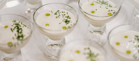 Menús tipo cocktail para eventos en el Hotel EME Catedral Mercer